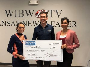 Patterson Legal Gives Back